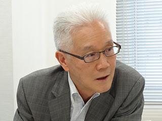 長井 進氏